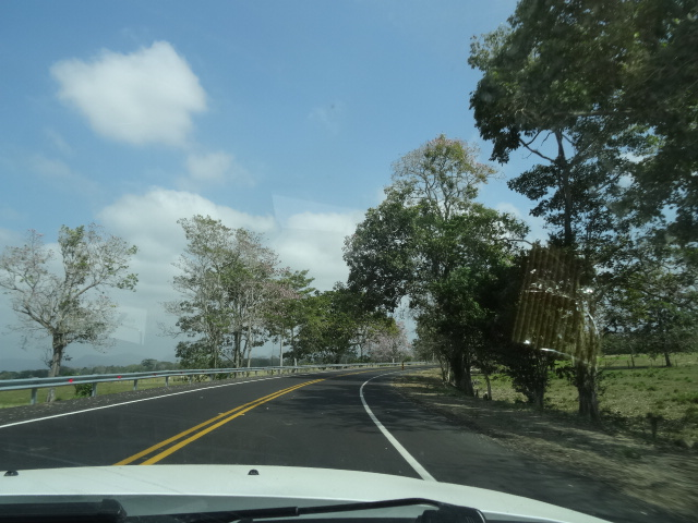 Country drive in Colombia used in the article, Driving in Colombia. Things you Should Know