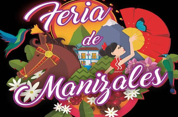 poster for the Feria de Manizales. used in the article. What is the Best Time of Year to Visit Colombia.